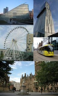 Manchester,  England, Vereinigtes Königreich