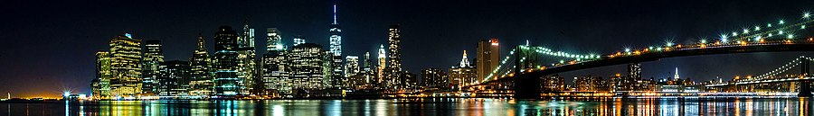 New York City page banner