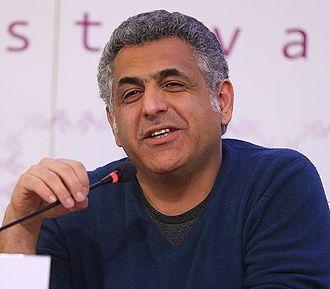 Mani Haghighi - Mani Haghighi in Fajr Film Festival, 10 February 2016
