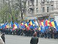 Manifestare pro-europeană la Chișinău-cropped.jpg