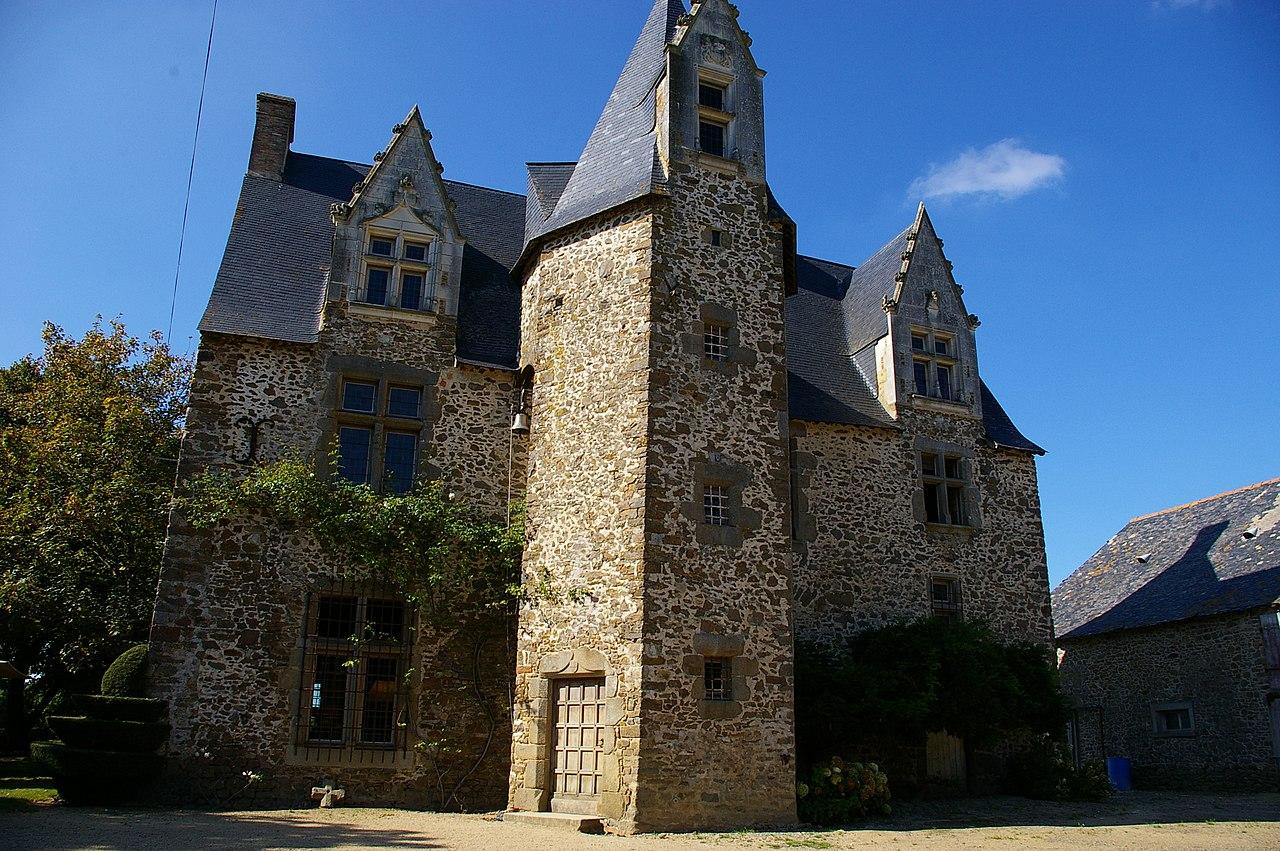 Fichier manoir d 39 aubign jpg wikip dia - Jardin du manoir d eyrignac ...