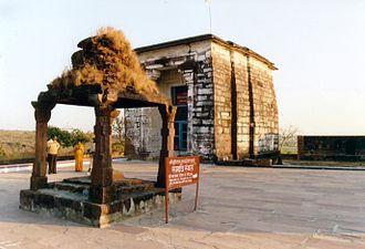 Bhaktamara Stotra - Mantunga Acharya Shrine, at Bhojpur, Madhya Pradesh