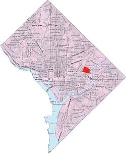Carver Langston within the District of Columbia