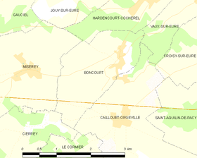 Map commune FR insee code 27081.png