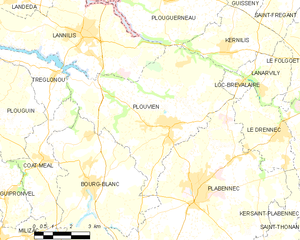 Map commune FR insee code 29209.png