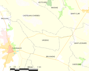Map commune FR insee code 32457.png