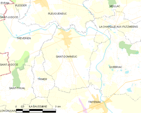 Map commune FR insee code 35265.png