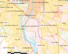 plan lyon 8eme arrondissement