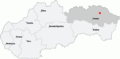 Map slovakia Brusnica.png