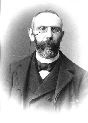 Marcel Brillouin - Marcel Brillouin in 1895