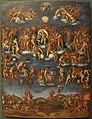 Marcello venusti, copia del giudizio universale di michelangelo prima delle censure, XVI sec., Q139, 01.JPG