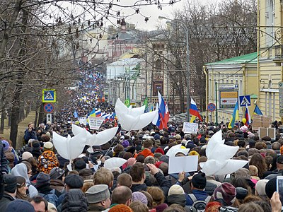 March of Peace (2014-03-15, Moscow) full streets.jpg