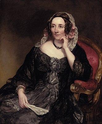 Sir Robert Fitzwygram, 2nd Baronet - Selina, Lady Fitzwygram