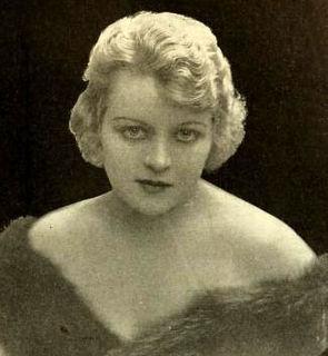 Marguerite Clayton American actress