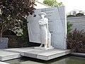 Marie Under Statue.jpg