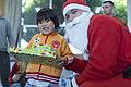 Marine Thrift Store donates toys to children's home 141223-M-EP064-101.jpg