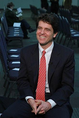 Mark Shriver - Shriver in January 2013