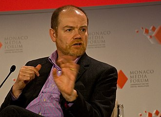 Mark Thompson (media executive) - Mark Thompson at the Monaco Media Forum in 2008