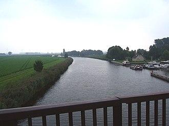 Mark (Dintel) - The Mark near Zevenbergen