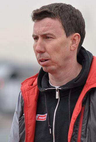 Rally Estonia - Markko Märtin won the inagural event in 2010.