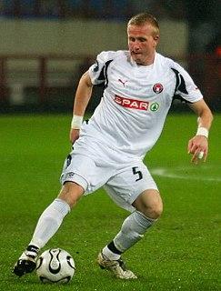 Maroš Klimpl Slovak footballer