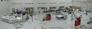 The Mars Science Laboratory Assembly, Test and...