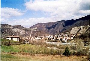 Corte Brugnatella - Image: Marsaglia e Brugnello di Cortebrugnatella