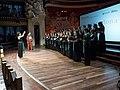 Marta Pessarrodona rep el 51è Premi d'Honor de les Lletres Catalanes 190603 25810 dc (47999940346).jpg