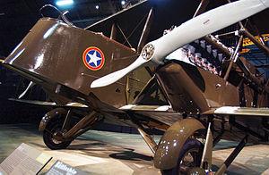 Martin NBS-1 - Image: Martin MB 2 USAF