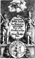 Martin Opitz Weltliche Poemata 1644 title page.png