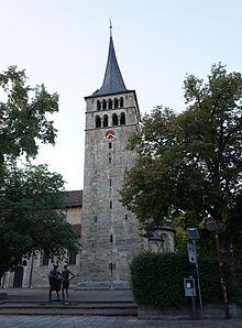 Martinskirche Sindelfingen Wikipedia
