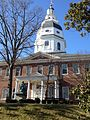 Maryland State House, rear (21413392618).jpg