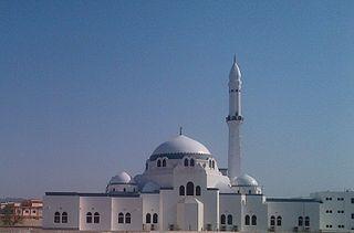Al Jumah Mosque
