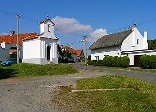 Masojedy Municipality and village in Central Bohemian Region, Czech Republic