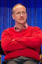Schauspieler Matt Walsh