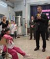 Mauricio Macri dió inicio al ciclo lectivo de la Ciudad (8529051306).jpg