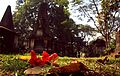Mausoleums inside the South Park Street Cemetery.jpg