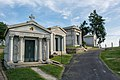 Mausoleums section 40 - Mt Olivet - Washington DC - 2014.jpg