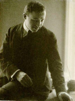 Max Weber (artist) - Max Weber in 1914
