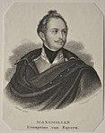 Maximilian, Kronprinz von Bayern. Stahlstich nach Joseph Stieler.jpg