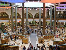 The Oasis food Court