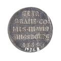 Medalj, Visingsborg, 1665 - Skoklosters slott - 110751.tif