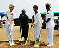 Medical Clinic in Tema ground-breaking 071120-N-8933S-132.jpg