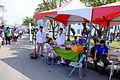 Medicial Station Booth at Zuoying Naval Base Pier 20151024.jpg