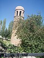Medieval Tower in Sairam, Kazakhstan (7519834516).jpg