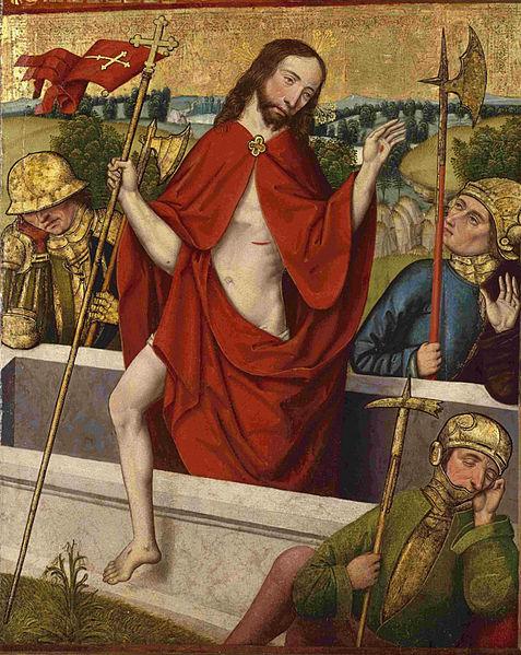 File:Meister von Liesborn Auferstehung.jpg