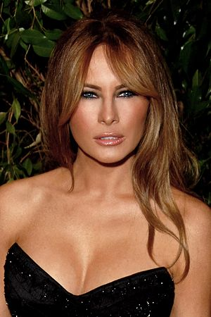 Trump Model Management - Image: Melania Trump 2011