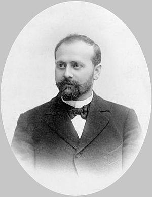 Meliton Balanchivadze - Image: Meliton Balanchivadze, composer from Georgia (Europe)