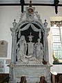 Memorial to the Myddleton family, St Mary's Church, Chirk - geograph.org.uk - 583072.jpg