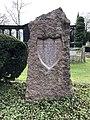 Memory of Albert August Isaacs (1826–1903) auf dem Millionenhügel Nordfriedhof Düsseldorf.jpg